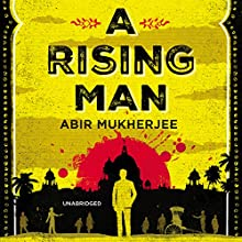 A Rising Man Audiobook by Abir Mukherjee Narrated by Simon Bubb