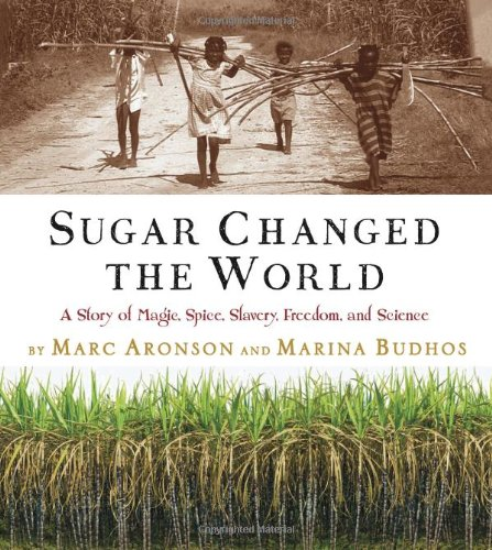 Sugar Changed The World by Marc Aronson and Marina Budhos