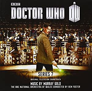 MURRAY GOLD / THE BB - DOCTOR WHO: SERIES 7