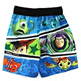 Disney Pixar Toy Story Monsters Inc Nemo Boys Swimwear