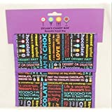 Dylan's Candy Bar Resuable Bag - Chocolate Sayings