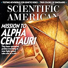 March 2017 Periodical by Scientific American Narrated by Mark Moran