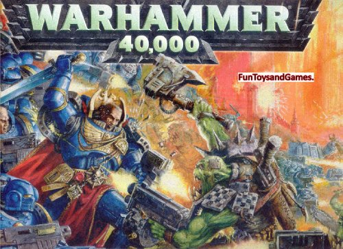Warhammer 40K Assault on Black Reach Starter Set