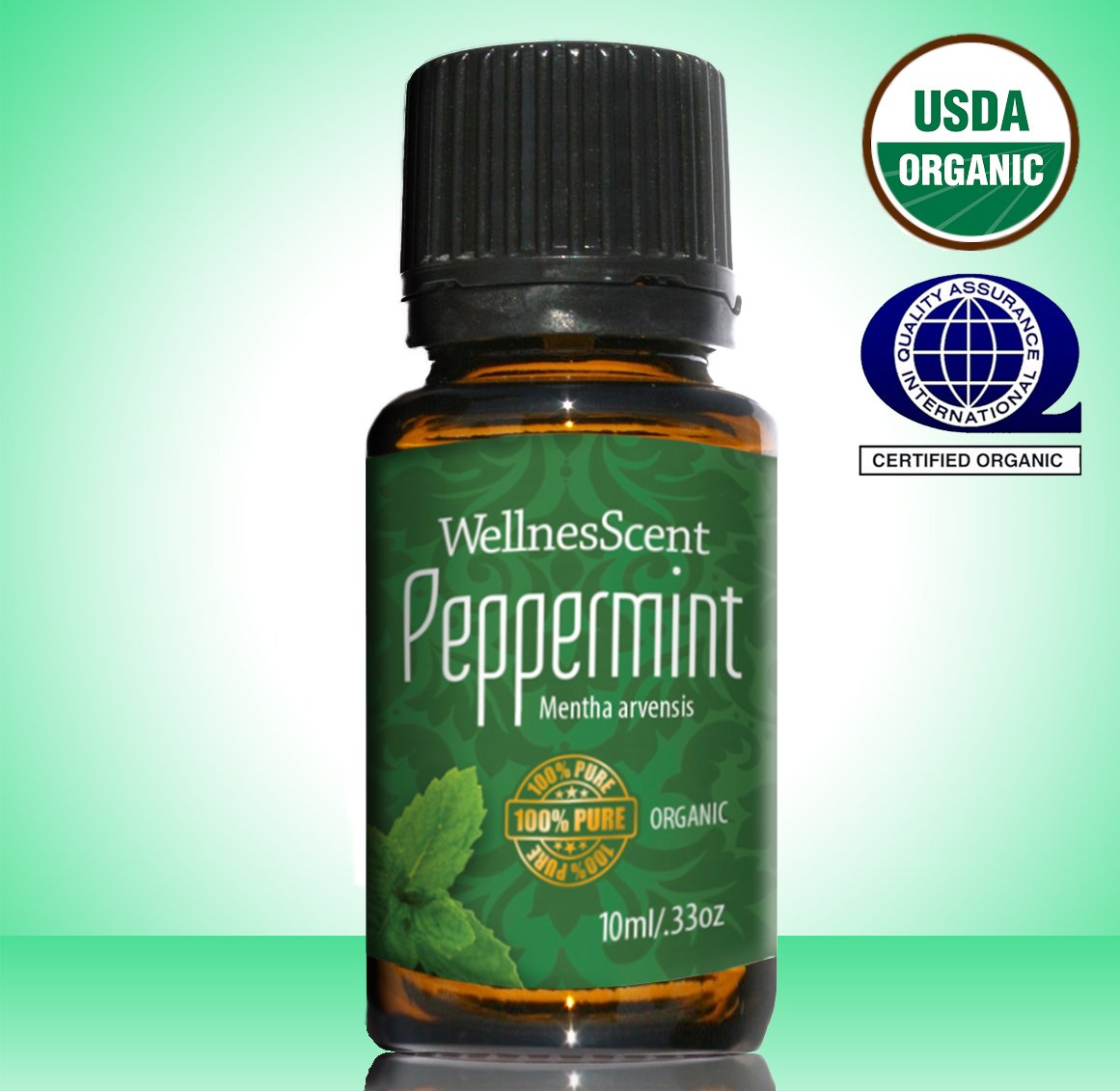 Natural peppermint