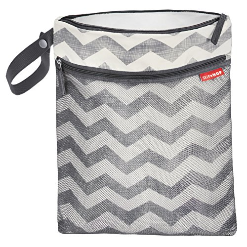 Skip-Hop-Grab-and-Go-WetDry-Bag-Chevron-Grey