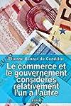 Le commerce et le gouvernement consid...