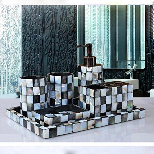 nhd-resin-european-five-piece-bathrooms-bathroom-toiletries-shell-eastern-mediterranean-luxury-gift-