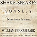 The Sonnets Audiobook by William Shakespeare Narrated by  The Marlowe Society
