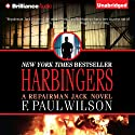 Harbingers: A Repairman Jack Novel, Book 10 Audiobook by F. Paul Wilson Narrated by Christopher Price