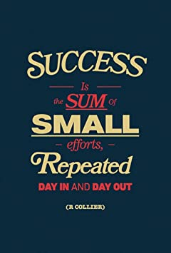 R Collier Efforts - R Collier Quote