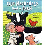Old Macdonald Had A Farm ~ Jane Cabrera