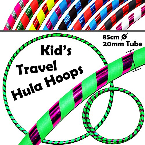 kids-hula-hoop-quality-weighted-childrens-hula-hoopspg-great-for-exercise-dance-fitness-fun-no-instr