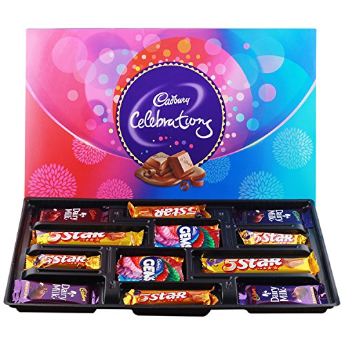 Cadbury Celebrations Gift Box, 215g