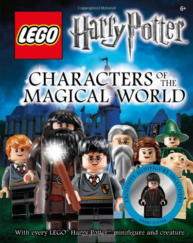 LEGO® Harry Potter Characters of the Magical World (Lego Harry Potter)