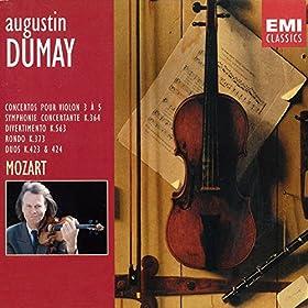 Adagio (Violin Concerto No 3 In G Major K216, Move