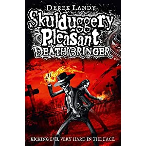 Death Bringer - Derek Landy