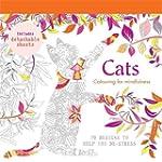Cats: 70 designs to help you de-stres...