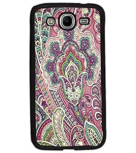 PrintDhaba Pattern D-2137 Back Case Cover for SAMSUNG GALAXY MEGA 5.8 (Multi-Coloured)