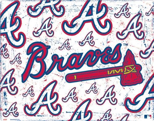 MLB - Atlanta Braves - Atlanta Braves - White Primary Logo Blast - Motorola Droid 2 - Skinit Skin zodiac aries cosmos green motorola droid 2 skinit skin