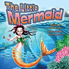 The Little Mermaid (       UNABRIDGED) by Larry Carney Narrated by Kara Kimmer