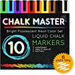 Chalkmaster� Liquid Chalk Markers - H...