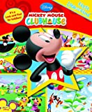 img - for My First Look and Find: Mickey Mouse Clubhouse book / textbook / text book