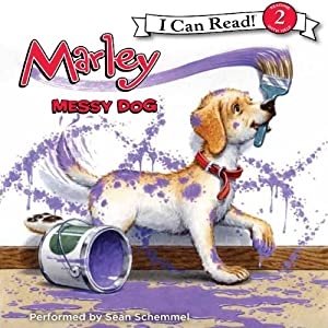 Marley: Messy Dog Audiobook