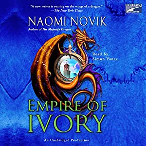 Empire of Ivory Audiobook