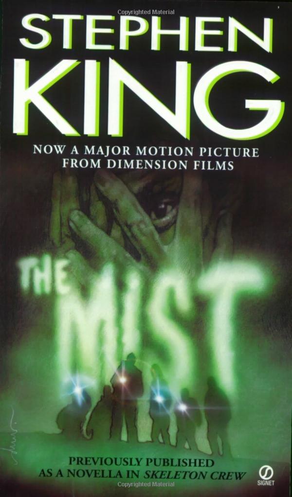 The Mist; In 3D Sound (A.K.A-Skeleton Crew 320k) - Stephen King