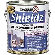 Rust Oleum 2501 Shieldz Universal Wallcovering Primer-WHT LTX WALLPAPER PRIMER