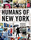 Humans of New York by Brendon Stanton book cover
