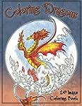 Coloring Dragons Coloring Book