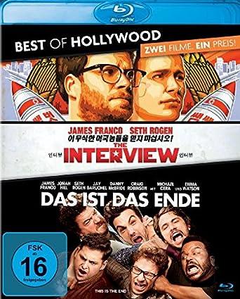 The Interview/Das ist das Ende - Best of Hollywood/2 Movie Collector
