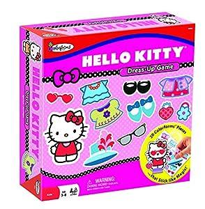 Hello Kitty Bilingual Dress-Up Game Tin