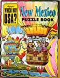 img - for Which Way USA? New Mexico Puzzle Book book / textbook / text book