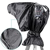 Neewer® Rain Cover Rainproof Camera Protector for Canon Nikon Sony Pentax Olympus Fuji and Other Digital SLR Camera and Lens up to 257mm Length and 95mm Lens Diameter such as Canon Rebel T5i T4i T3i T3 XT XTi SL1 EOS 700D 650D 600D 550D 1100D 1000D 60D 50D 7D 5D Nikon D7100 D7000 D5200 D5100 D5000 D3200 D3100 D810 D800 Canon EF 28-300mm f 3.5-5.6L EF 70-200mm f 2.8L IS EF 100-400mm f 4.5-5.6L Nikon AF-S Nikkor 300mm f 4D IF-ED AF VR Zoom-Nikkor 80-400mm f 4.5-5.6D ED 70-200mm f 2.8G ED VR II