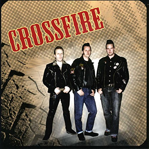 CROSSFIRE Hail Of Bullets