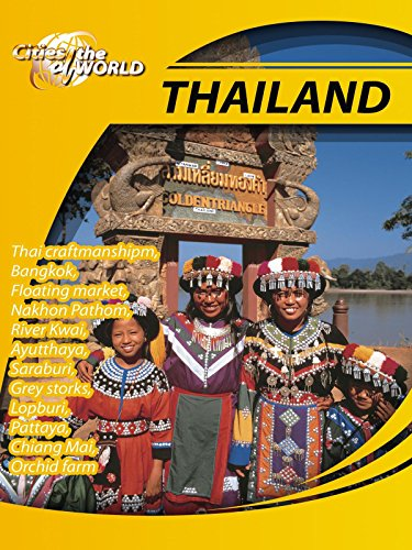 Cities of the World Thailand on Amazon Prime Video UK