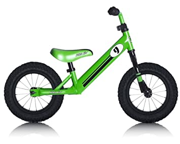"Rebel Kidz-Draisienne Enfant Rebel Kids Racing Vert 12.5""-Vélos Complets"