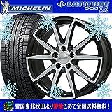 【18インチ】フォード エクスプローラー用 スタッドレス 245/60R18 ミシュラン ラティチュード X-ICE XI2 ユーロバーン STX(BP) タイヤホイール4本セット 輸入車