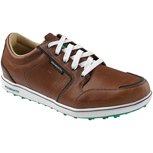 Men's Fashionable Ashworth Mens Cardiff Adc Golf Shoes Clearance Sale Multi-Colors