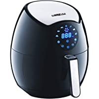 GoWISE GW22621 4th Generation Electric Air Fryer (Black)