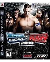 WWE 2010 Smackdown vs Raw