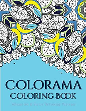 colorama coloring pages printable - photo#29