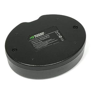 Wasabi Power Battery EN-EL20a 2-Pack and Dual Charger for Nikon EN-EL20