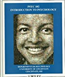 img - for Wcs Psychology 102 Introduction to Psychology University of Cincinnati book / textbook / text book