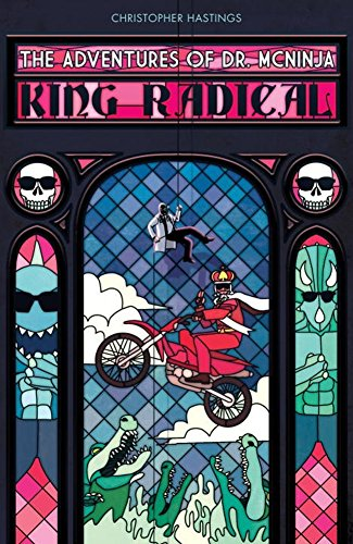 Adv Of Dr Mcninja 3 King Radical (Adventures of Dr. Mcninja)