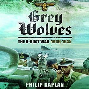 Grey Wolves Audiobook