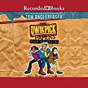 The Qwikpick Papers: Poop Fountain! (       UNABRIDGED) by Tom Angleberger Narrated by Mark Turetsky