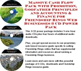 Massive Cash Flow Pack with Promotion, Godfather Principles and Accounting & Finance for Friendship Rings Web Businesses 3 CD Power Pack